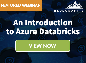 3 Reasons to Choose Azure Databricks for Data Science and Big Data