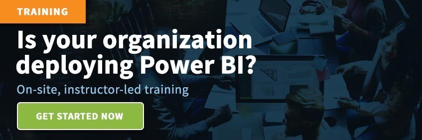 Power BI Report Server DevOps