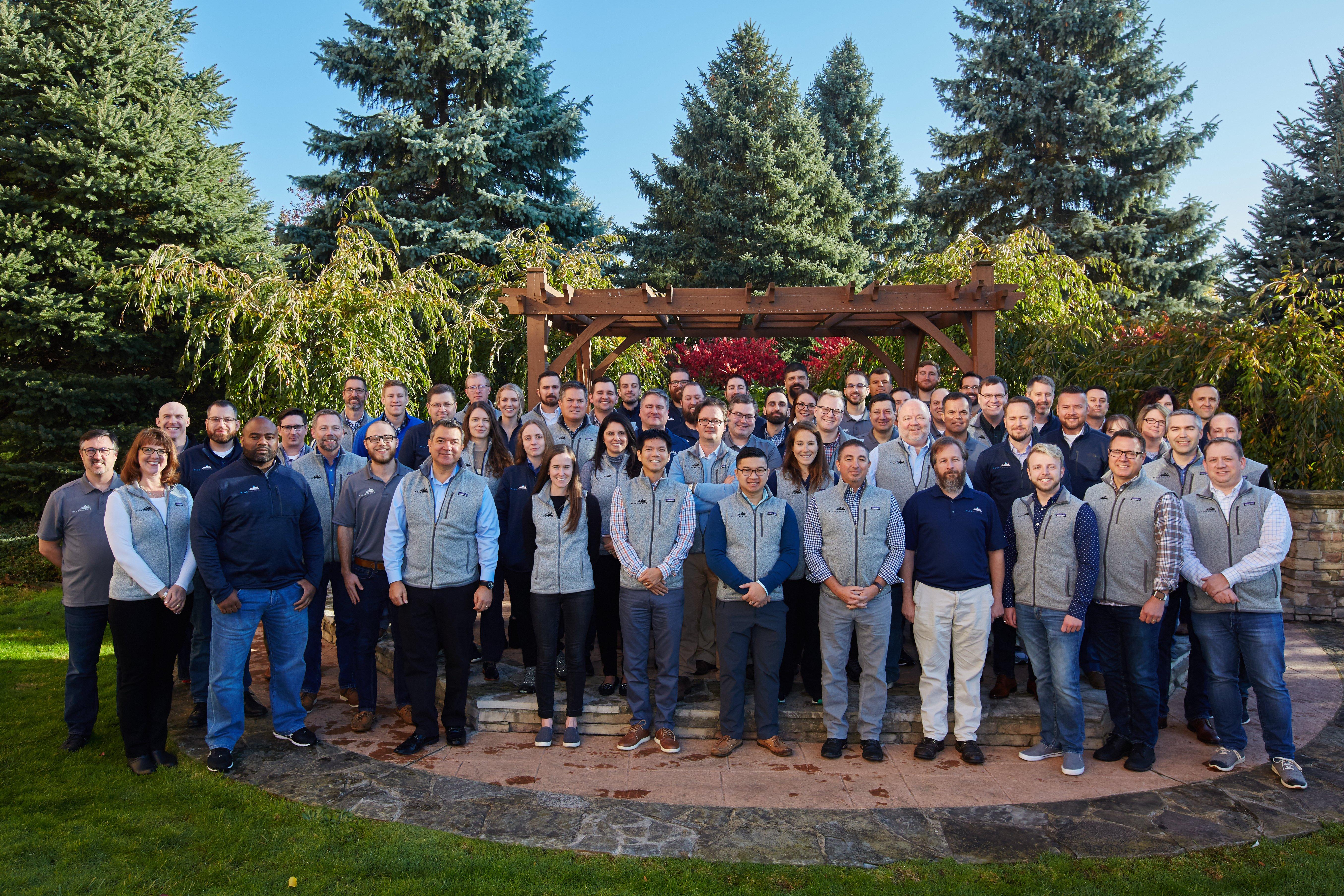 BlueGranite team photo