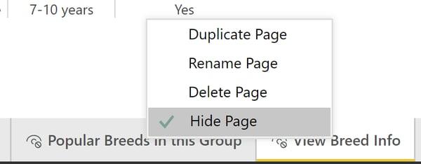 Create a Dynamic Title in Power BI (Updated)