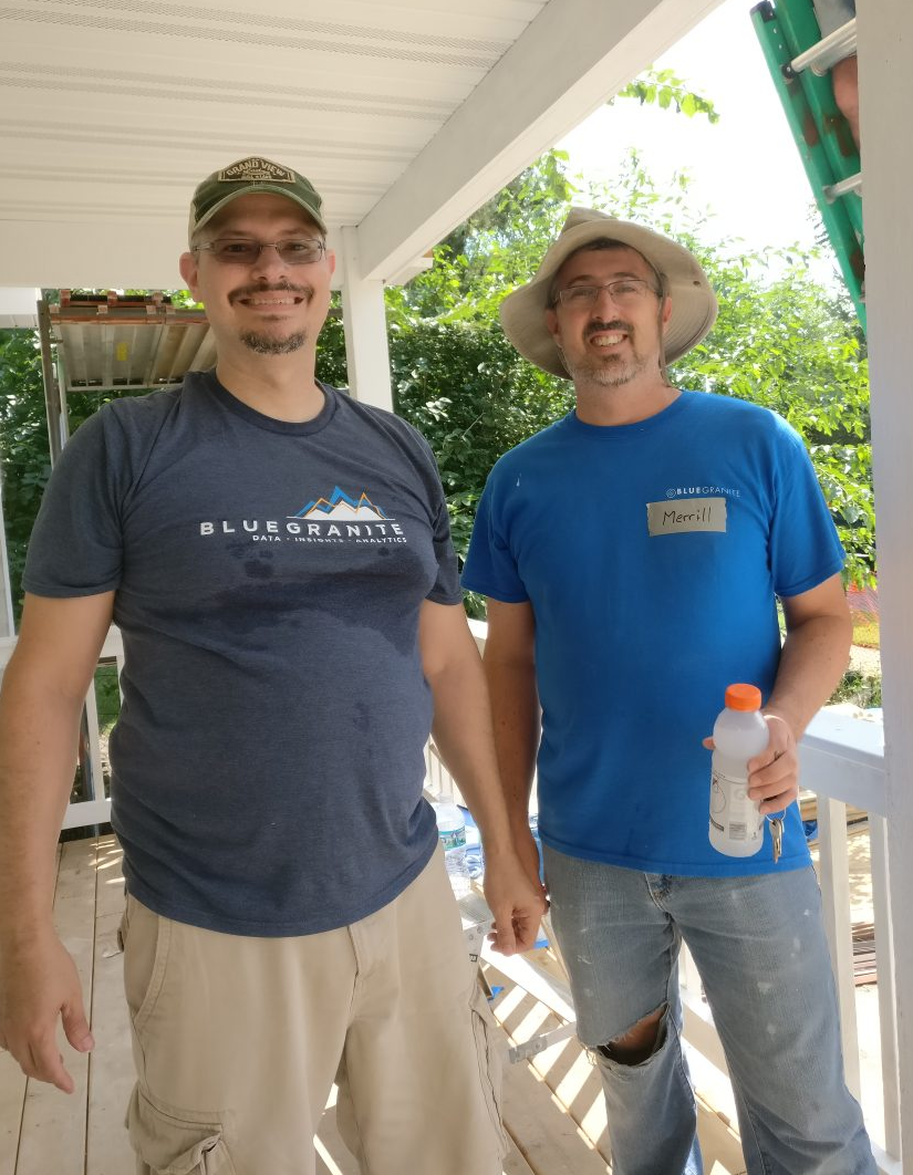 Merrill and Jared - Twin Cities Habitat