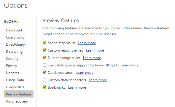 Create an App-like Experience in Power BI with Bookmarks