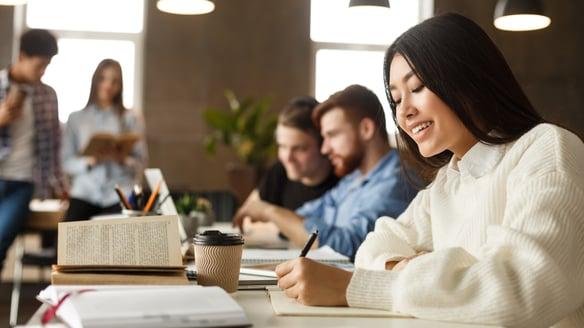 boost higher education enrollment