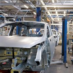 Auto Manufacturing Solution Brief