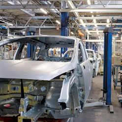 Auto Manufacturing Solution Brief