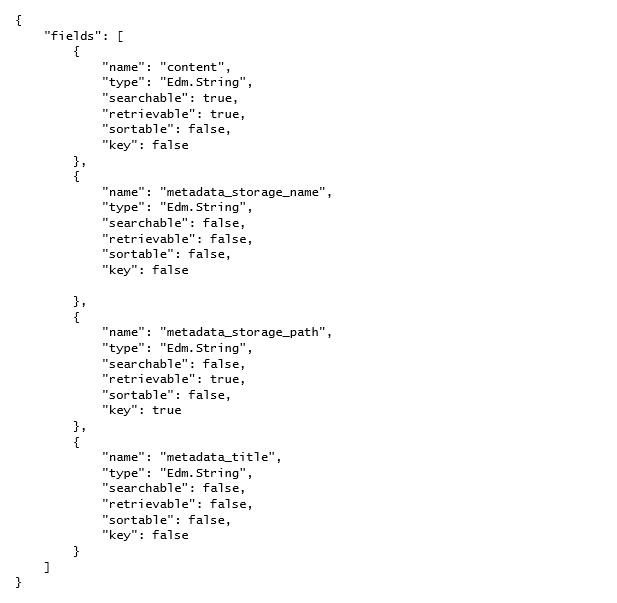 Knowledge Mining Showcase: Using APIs to Manage Azure Search