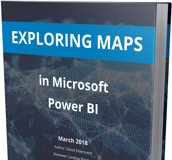 Exploring Maps in Power BI