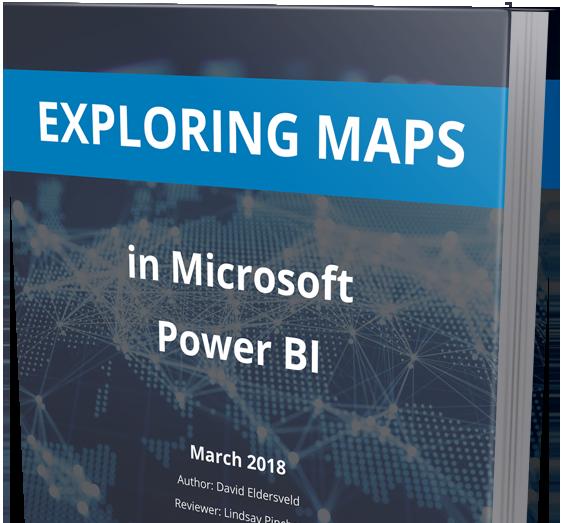 Exploring Maps in Power BI