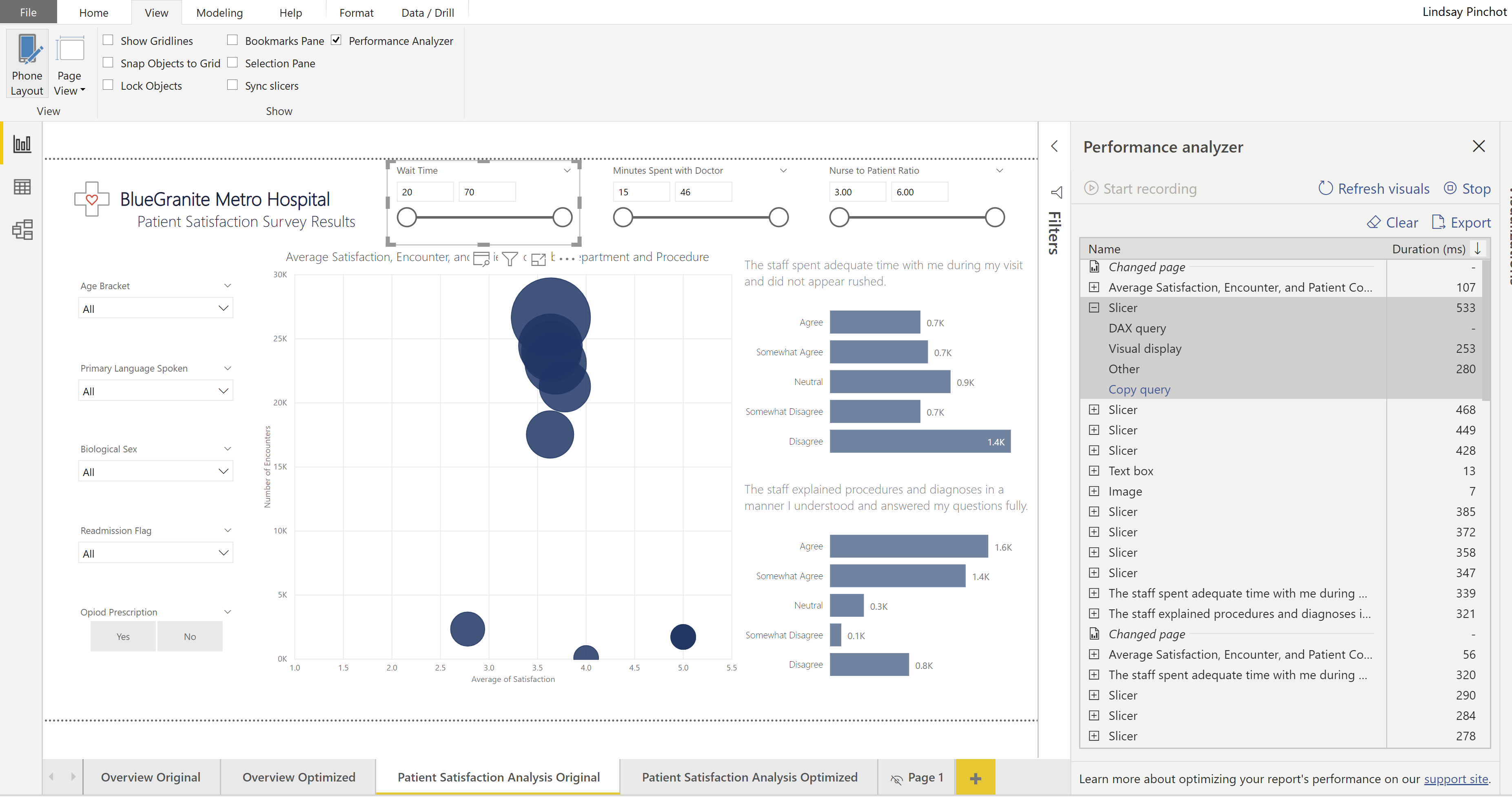 Power BI Performance: Simple Practices for Report Optimization