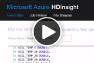 Video - Turbocharging Hive: Deploy HD Insight 3.1 in Azure (Part 2)