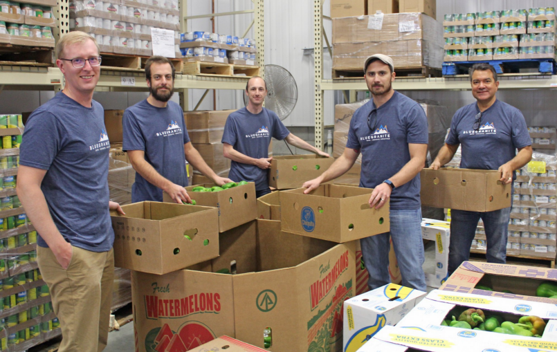 BlueGranite's Second Annual Day of Service