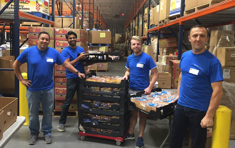 BlueGranite's First Annual Day of Service