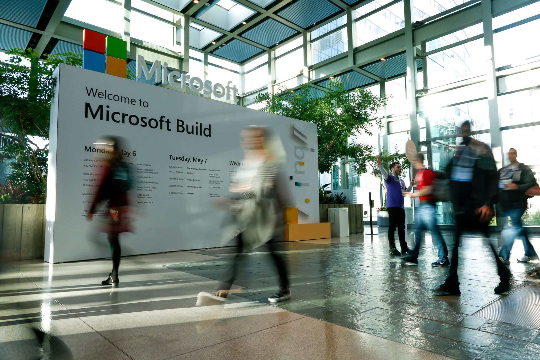 BlueGranite Joins Developers and Industry Experts at Microsoft Build 2019